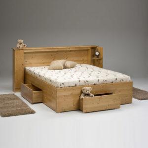 sängyn kehikko